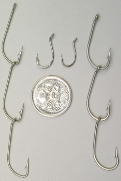 Hooks for herring